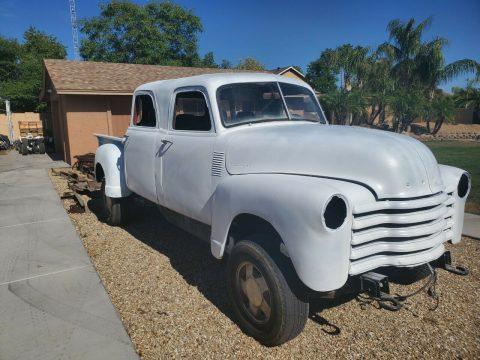 unique 1951 Chevrolet Pickup custom for sale
