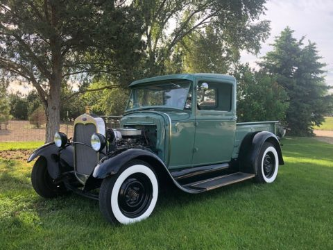 very nice 1930 Ford Pickup custom for sale