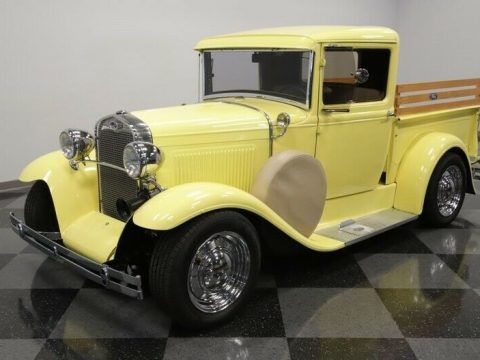 very nice 1931 Ford Model A Pickup custom for sale