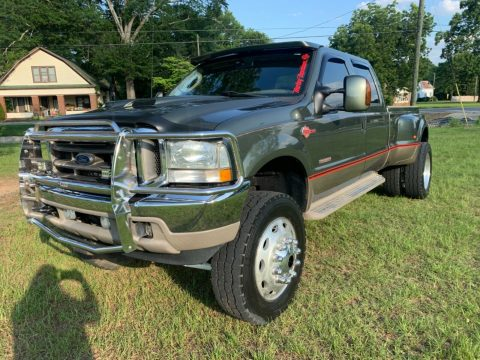 one of a kind 2003 Ford F 350 Harley Davidson custom for sale