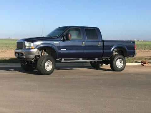 some imperfections 2003 Ford F 250 Super DUTY custom for sale